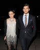 Olivia Palermo and boyfriend Johannes Huebl. Valentino: Master of Couture Party