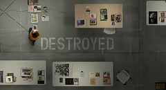 Destroyed (TateLostArt) Tags: art artwork gallery tate exhibition iso destroyed traceyemin channel4 alexandercalder lostart wassilykandinsky kurtschwitters onlinegallery galleryoflostart