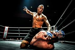 Head Blow (andriuXphoto) Tags: london mixed theatre martial arts blow ne punch fc coronet pinch 2012 mma bushido taip taip2 taip5 taip7 taip10 taip11 taip3 taip4 taip6 taip8 taip9 fotofiltroauksas