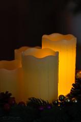 Advent Advent (MR-Fotografie) Tags: christmas weihnachten 50mm nikon advent candle kerze nikkor weihnacht 18d d90 mrfotografie