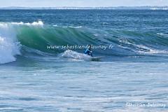 La Torche 01/12/2012 (Sébastien Delaunay) Tags: sea mer water landscape coast brittany eau surf wave bretagne spot côte torch tip pointe 29 paysage vague finistère finistere latorche surfingspot