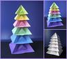 Albero Di Natale Di Piramidi - Christmas Tree Of Pyramids