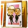 Eric and little Ern (Big*Al*Davies) Tags: bigaldavies iphone hipstamatic