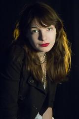 Pearl (austinspace) Tags: portrait woman studio washington spokane fal alienbees