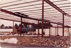 THE HUDSON VALLEY MALL IN 1982 (richie 59) Tags: urban usa building film america 35mm buildings mall outside us store spring 1982 unitedstates steel 35mmfilm shoppingmall newyorkstate oldpictures stores 1980s newbuilding constructionsite buildingsite oldpicture kmart olddays nystate steelbeams hudsonvalley jcpenny ulstercounty hudsonvalleymall midhudsonvalley ulstercountyny americanbuilding newmall april1982 picturescan americanbuildings townofulster richie59 april91982 townofulsterny