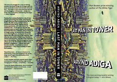 Book cover- Last man in tower ([s e l v i n]) Tags: fiction india book bombay novel bookcover mumbai harpercollins selvin ©selvin aravindadiga bookcoverimage selvinkurian lastmanintower adigabook imageonbookcover