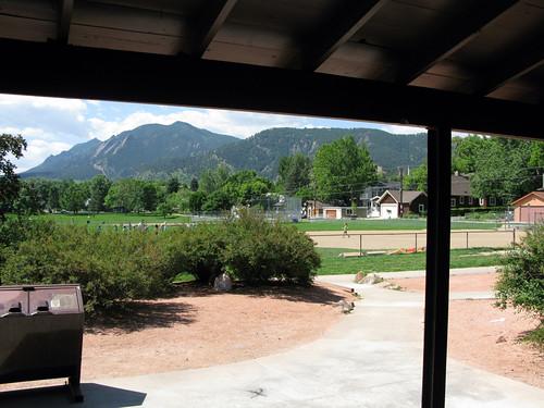 Photo - North Boulder Park Shelter