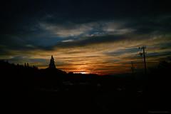 A full-scale Autumn 2012 #130 (f l a g e o l e t) Tags: autumn sunset japan sigma dp2x