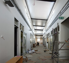 Senior School: Level 1 Corridor - (Sambo91) Tags: