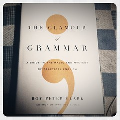 Day 6 - Fave book (thisismyhappypill) Tags: reading books grammar roypeterclark