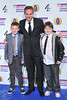 The British Comedy Awards 2012 held at the Fountain Studios