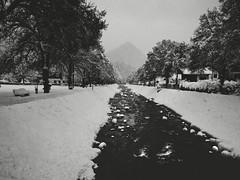 Change (Yves Roy) Tags: street city shadow urban blackandwhite bw black contrast dark austria blackwhite raw moody darkness noiretblanc 28mm snap fav20 explore gloom fav30 yr enigmatic wintermorning fav10 fav40 ricohgrd grdiii bureboke yvesroy yrphotography