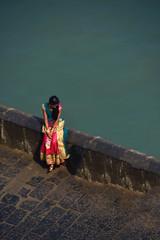 (Rick Elkins Trip Photos) Tags: mumbai maharashtra india woman