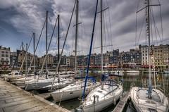 Honfleur #5 (Roberto Defilippi) Tags: 622016 rodeos nikond300 honfleur normandia nornandie francia france porto port