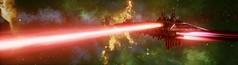 Full boardside intensity (Smithfield01) Tags: battlefleetgothicarmada armada warhammer gothic space screenshot ingame capture ue4 rts spaceopera tindalos