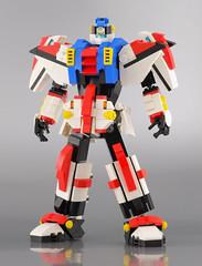 Icarus 01 (guitar hero78) Tags: mech mecha lego moc gundam toys super robot