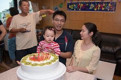 Come Over Time For Cake 1 (camike) Tags: 24120mmf4gvr bil d750 sil birthday cake candid dessert niece uncle