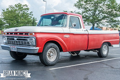 AutismQS&L_0048 (Muncybr) Tags: allaboutautism carshow photographedbybrianmuncy quakersteakandlube robertsmith 1966 autism automobile car classic f100 ford pickup polaris truck columbus