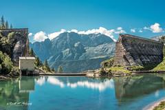 Diga del Gleno (xX Il Rizzo Xx) Tags: diga gleno acqua whater montagna mountain italia italy