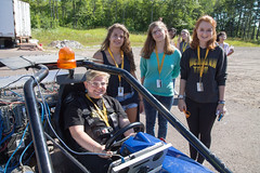 SYP 2016 Week 3-226 (Michigan Tech CPCO) Tags: michigantech mtu michigantechnologicaluniversity michigantechsummeryouth syp summeryouthprograms summer youth youthprograms centerforprecollegeoutreach cpco wiae womeninautomotiveengineering