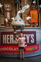At Hershey's Chocolate World (jdhunt) Tags: pennsylvania unitedstates us hersheys chocolate hersheyschocolateworld
