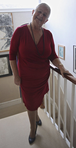 Frocks on the stairs 79/1