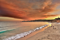 Praia do Vau, Portimo - Portugal (Patrcia. Ferreira) Tags: sony rx100 iii landscape beach alvor algarve portugal sea sand natural summer