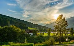 Golden Sunset :-) (Makuspic) Tags: elements austria tirol tyrol sterreich europe sunset sonnenuntergang sonne hdr hdrsunset