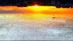 DSC_1093_edited ($id@rt) Tags: upup water sky upsidedown art goa india ship sun sunset