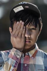 half of me (r3ddlight) Tags: asianboy a6300 sonya6300 sonyphoto sony85mmgm portrait face