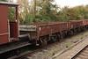 20150923 114 GCR Quorn. BR 20T GRAMPUS ZBO DB984713 (15038) Tags: railways trains br britishrail greatcentralrailway gcr lner quorn wagon goods freight grampus zbo 984713
