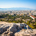 Ancient Agora from Areopagus, Athens