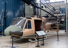 61-0686 Bell UH-1B Iroquois (Anhedral) Tags: 610686 bell uh1b iroquois helicopter preserved octavechanuteaerospacemuseum