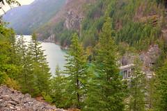 Gorge Dam (kewing) Tags: skagitriver