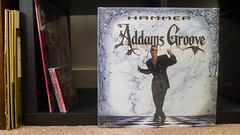 Addam's Groove by MC Hammer (johnnytreehouse) Tags: mc hammer too legit addams groove family movie promotion promo rap weird lp album record vinyl single music collection