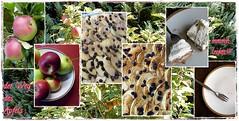 Apfelkuchen (Ulla51) Tags: ulla51 lebensmittel food apfel apple apfelkuchen