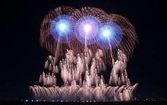Akagawa 2 Syakudama (peaceful-jp-scenery) Tags: fireworks display summer festival yamagata akagawa tsuruoka        sony 7r a7r ilce7r amount sal1635z variosonnart1635mmf28zassm carlzeiss laea4