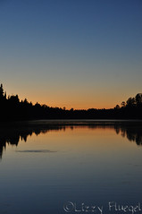 Twilight Reflection (lizzyslandscapes) Tags: itasca state park sunset sun lake water reflection etsy lizzyslandscapes outdoor landscape mn statepark silhouette mirror