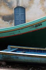 En la orilla de la casa (Maciza Ccs) Tags: sanjuandelasgaldonas guiria boat peero sucre mar sea venezuela barco pesca canon 50d