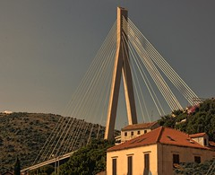 4# Dubrovnik (clarktom845) Tags: dubrovnik bridge