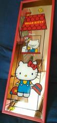 Wall Mirror Specchio da parete Hello Kitty Sanrio 1976 Japan vintage (Dayana.jem) Tags: sanrio hellokitty vintage stationary 70s japan madeinjapan onsale available