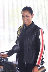 Natalia | BMW R nineT Scrambler - Lanzamiento en Chile (RiveraNotario) Tags: chilenas girls models