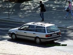 Volkswagen Passat Variant B3 (junktimers) Tags: volkswagen passat variant b3