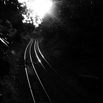gleaming rails
