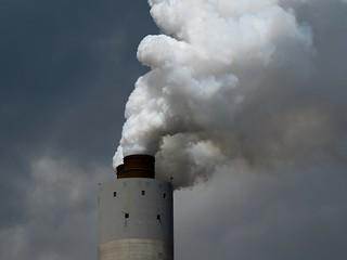 Smokestack at Brunner Island Steam Electric Station