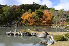 Tenryu-ji in Autumn  (Patrick Vierthaler) Tags:       2012      kyoto japan japanese autumn fall herbst japanischer tenryuji tenryuuji momiji maple leafes garden garten arashiyama zen  stone