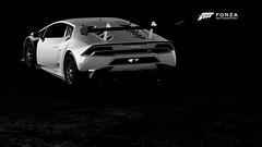 Hurácan LP620-2 Super Trofeo | #1 | FM6 (Mr. Pebb) Tags: xboxonephotomode xboxone fm6photomode forzamotorsport6photomode forzaseries foza6 forza6photomode forzamotorsport6 fm6 turn10 stockshot stockphotomode lamborghini hurácanlp6202supertrofeo italianracecar italian v10 rwd rearwheeldrive midengined mr blackandwhite bw