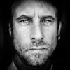 Looking Out (SimonTHGolfer) Tags: face portrait portraitphotography selfportrait blackandwhite man stubble facialhair piercings dof depthoffield nikon 50mm primelens simontalbothurnphotography