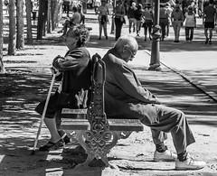 Domingo al sol. (cmarga28) Tags: ancianos mayores abuelos people grandfather nikon fotografa photography raw digital d750
