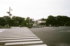 Tokyo Imperial Palace, Japan (joshua alderson) Tags: japan tokyo saitama suginami fujifilm nakano omiya klassew kaichi film 35mm